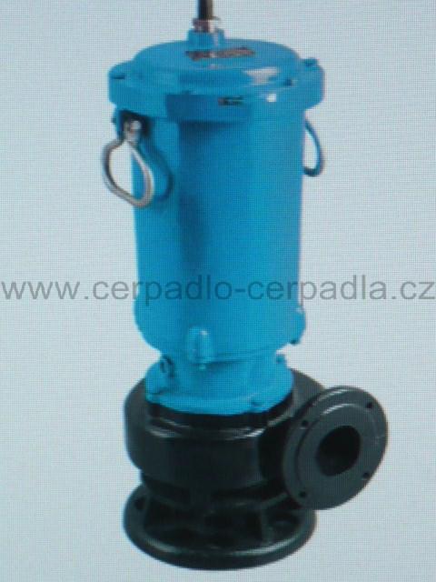 WQ 15-30-4 400V, Kalové čerpadlo (čerpadla WQ 15-30-4)