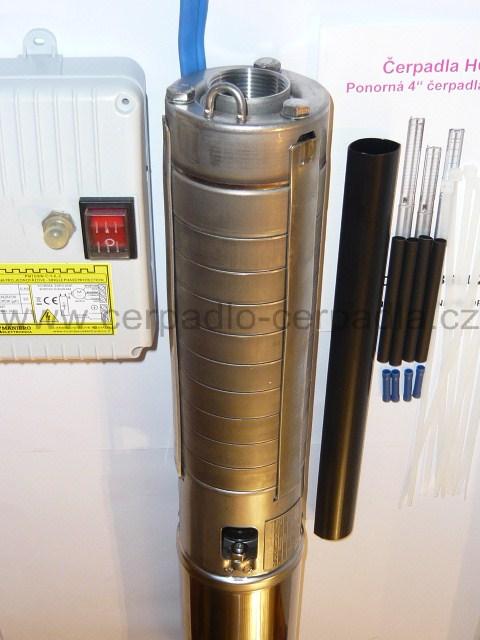 ponorné čerpadlo SP-1818, 230V, čerpadla HCP (DOPRAVA ZDARMA, ponorná čerpadla, čerpadlo do vrtu)