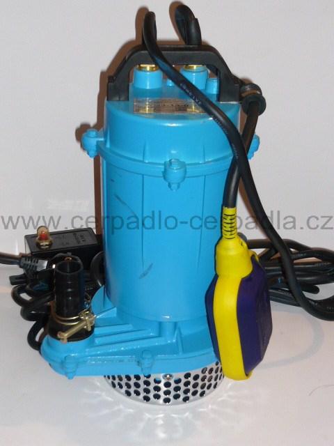 WQ 3-13-0,25 230V, kalové čerpadlo (kalová čerpadla, WQ 3-13-0,25)