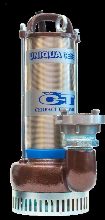 UNIQUA CESSPIT J20S 230V, kalové čerpadlo (DOPRAVA ZDARMA, kalová čerpadla CESSPIT J20S)