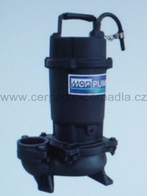 kalové čerpadlo 50AFU20.8, 400V (DOPRAVA ZDARMA, kalová čerpadla 50AFU20.8 , kalové čerpadlo HCP)