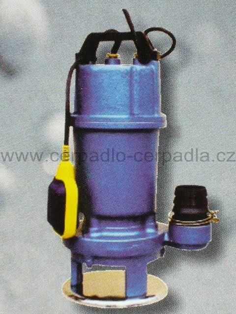 kalové čerpadlo WQ 15-7-1,1 řezačka 230V s plovákem (DOPRAVA ZDARMA, kalová čerpadla WQ 15-7-1,1)