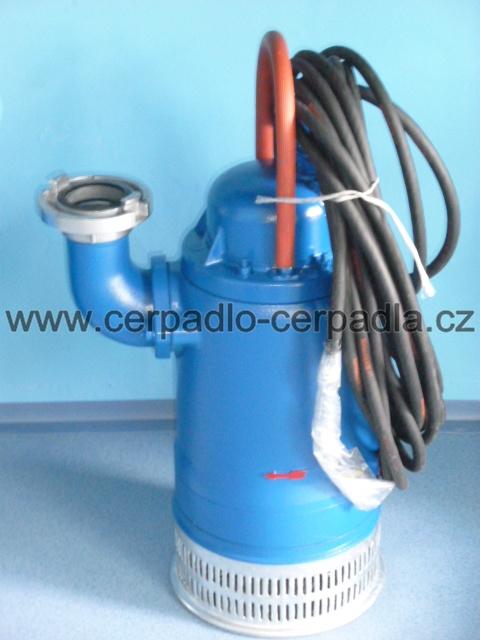 čerpadlo SIGMA 80-KDFU-130-13-AO 400V, KDFU-00005 (kalové čerpadlo, kalová čerpadla, Sigma, 80-KDFU-130)