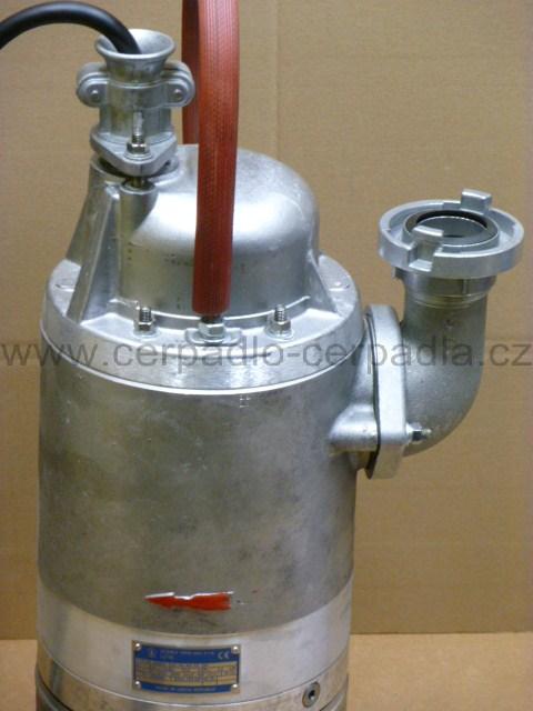 čerpadlo SIGMA 65-KDFU-130-10-AO-05 400V IN LINE (kalové čerpadlo, kalová čerpadla, Sigma, KDFU-00012)