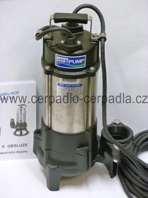 HCP kalové čerpadlo BF-05UN 230V (DOPRAVA ZDARMA, kalová čerpadla BF-05UN, HCP)
