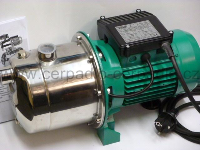 WILO WJ 203 X EM čerpadlo, 4081222 (čerpadlo WJ 203 X EM /C 230V)