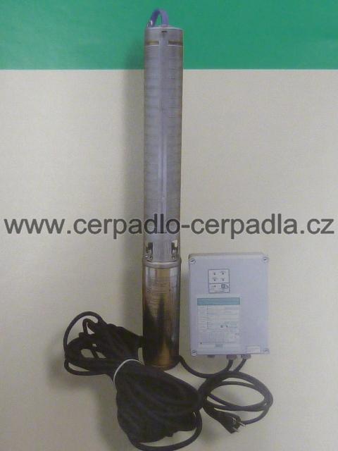 """WILO TWI 4""""-0218 DM, ponorné čerpadlo, 30m, el.skříň, 2865140 (ponorná čerpadla TWI 4 0218 DM)"""