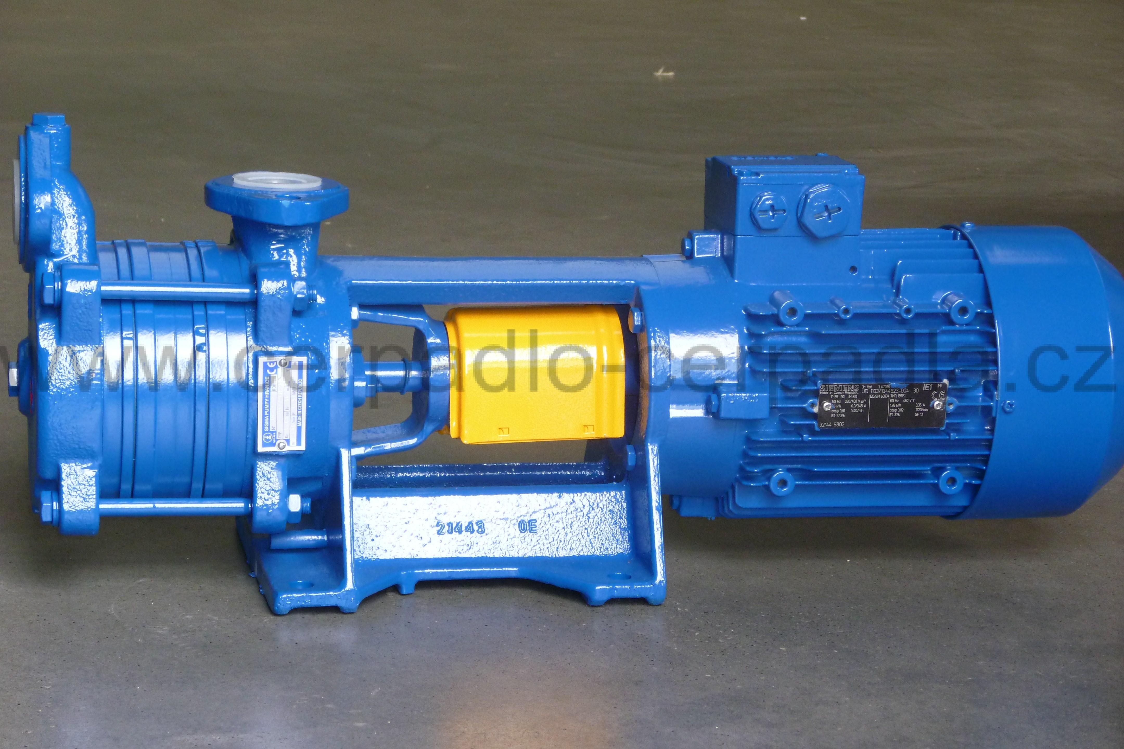 Sigma čerpadlo 32-SVA-130-10-2-LM-853 (SVA-K00145) (AKCE DOPRAVA ZDARMA, čerpadla SIGMA 32-SVA-130-10-2-LM-853)