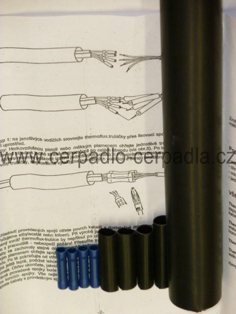 Kabelová spojka KIT, smršťovací spojka (kabelová spojka KIT, kabelové spojky)