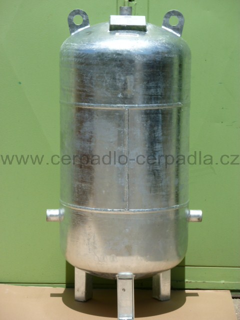 REFLEX refix ZLS 100/10 BAR, tlaková nádoba, POZINK, 7874100 (tlakové nádoby POZINK bez vaku ( jako AQUAMAT P)