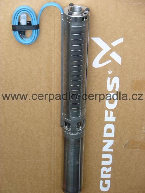 """Grundfos SP 2A-28, 400 V, ponorné čerpadlo 4"""" (Grundfos SP 2A-28)"""