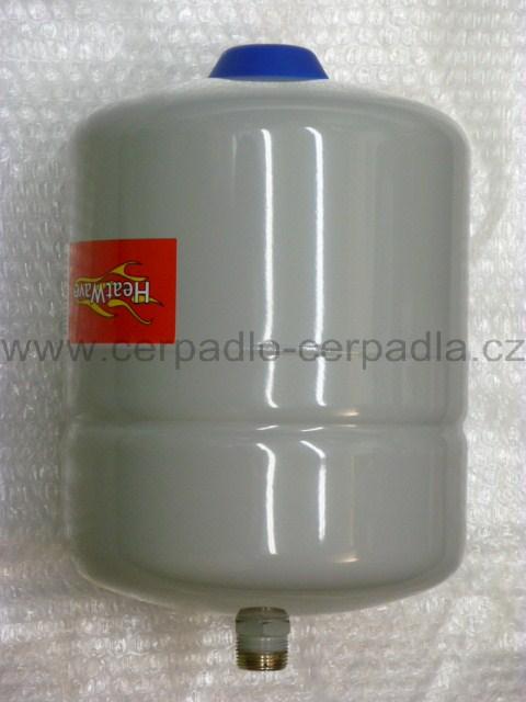 Global Water HW8, expanzní nádoba, HeatWave (Global Water HW8, expanzní nádoba, expanzní nádoby)