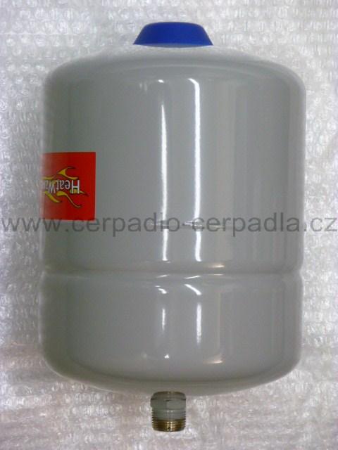 Global Water HW35, expanzní nádoba, HeatWave (expanzní nádoby Global Water HW35)