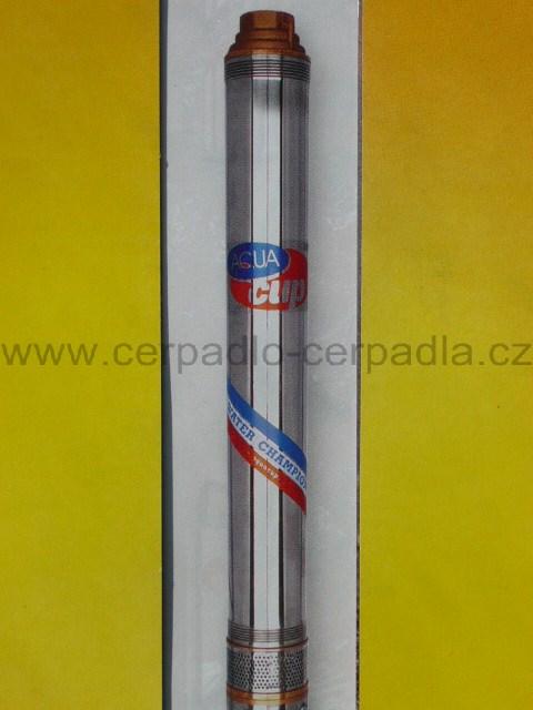 "AQUAcup 4"" Electra 80/72 M (1m kabel, bez boxu, čerpadla 4"" ELECTRA 80/72 230V)"