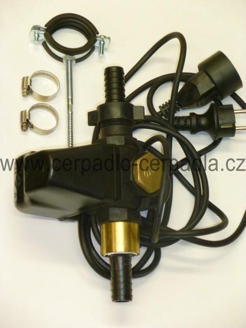 DV1 tlakový spínač se zpětnou klapkou (DV-1, Alfapumpy, pro ponorné čerpadlo Ruche, malyš)