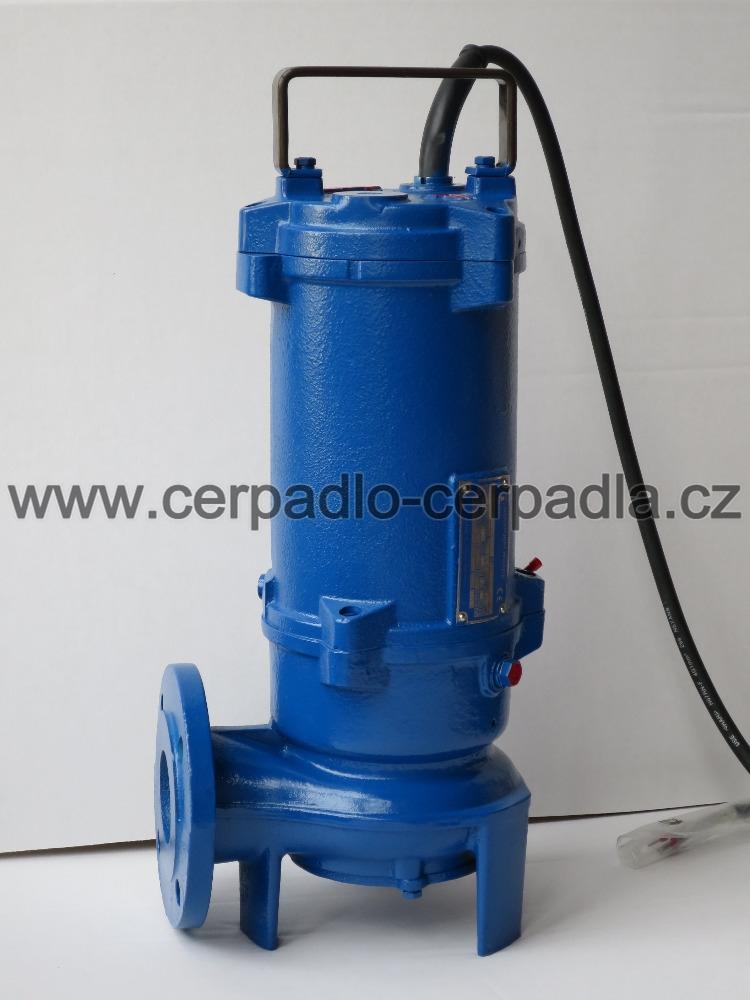 Čerpadlo SIGMA 50-GFRU (SZ) 400V bez plováku, kalové čerpadlo (50-GFRU SZ 400V bez plováku, kalové čerpadlo, kalová čerpadla, Sigma, GFRU-00001)