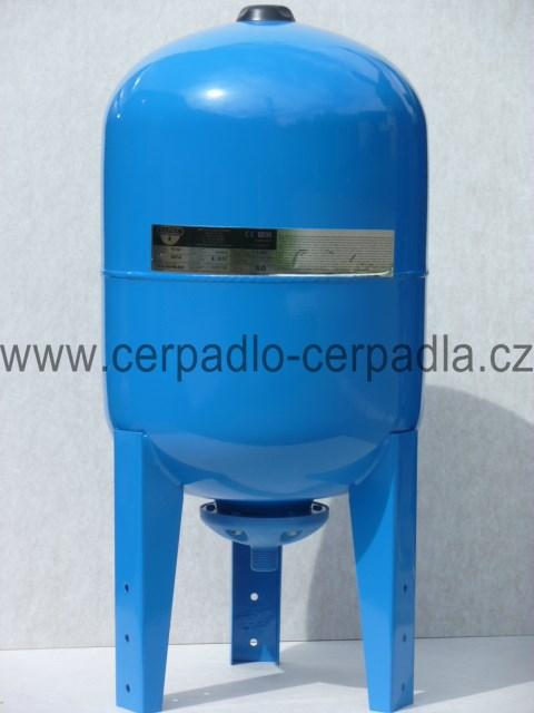 ZILMET ULTRA-PRO 50 L, tlaková nádoba, vertikální (s vakem, ZILMET 50 , tlaková nádoba, nádrž pro domácí vodárny)