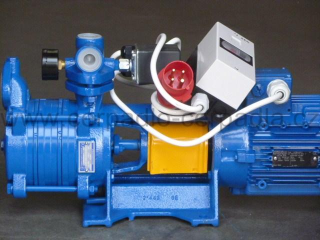 SOUSTROJÍ DARLING s elektro výbavou, čerpadlo, 32-SVA-130-10-2-LM-953, DV--00247 (SOUSTROJÍ DARLING SIGMA)