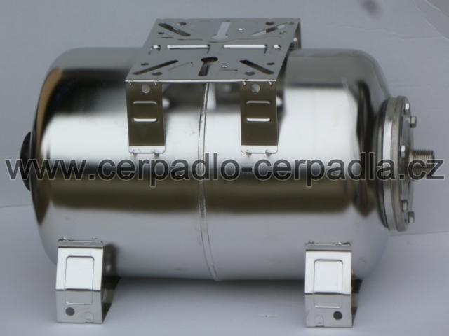 INOXVAREM LS 20 BP, NEREZ horizontální tlaková nádoba (INOXVAREM LS 20)