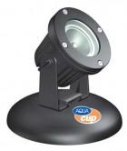PL 3 LED, vodní světlo, jezírkové reflektory Aquacup, osvětlení jezírka (PL 3 LED, vodní světlo)
