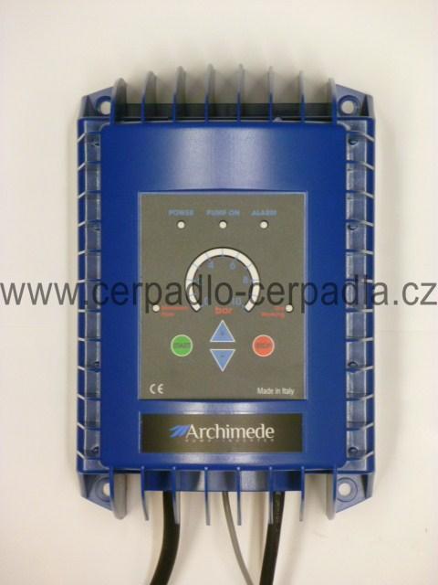 ARCHIMEDE IMMP1.1W, frekvenční měnič, electroil (Frekvenční měnič ARCHIMEDE IMMP 1,1W 1x230V 1,1kW)