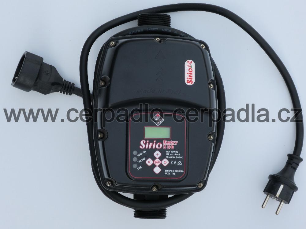 WILO SIRIO 230 Entry, frekvenční měnič s kabelem, 2865611 (frekvenční měnič, řídící jednotka SIRIO 230 Entry)