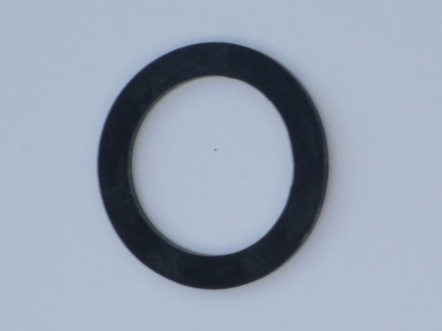 """Těsnění 1"""" guma pro FLEXO hadice, pro tlakové nádoby, příruba 1"""" (Těsnění 1"""" guma)"""
