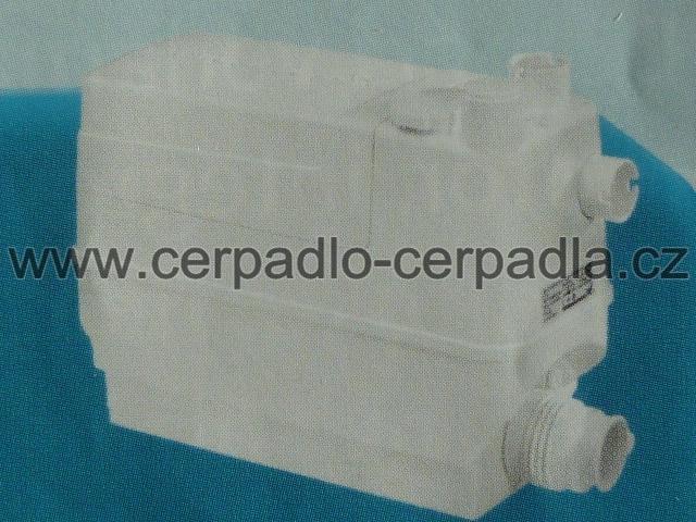 Grundfos SOLOLIFT2 C-3 čerpací stanice na odpadní vodu a domácí spotřebiče (97775317, SOLOLIFT 2 C-3, kalové čerpadlo, čerpání odpadní vody)