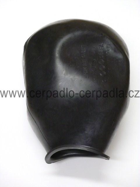 aquamat V 33/10, pryžový vak, aquamat H 33/10, tlakové nádoby ČKD Dukla (vyměnitelný vak, pryžový vak, EPDM, pro tlakové nádoby AQUAMAT 33 i 35 litrů)