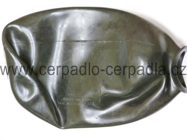 aquamat V 50/10, V 60/10, V 80/10, pryžový vak dlouhý, neprůchozí nádoby dukla (pryžový vak, pro aquamat V 50/10, V 60/10, V 80/10)
