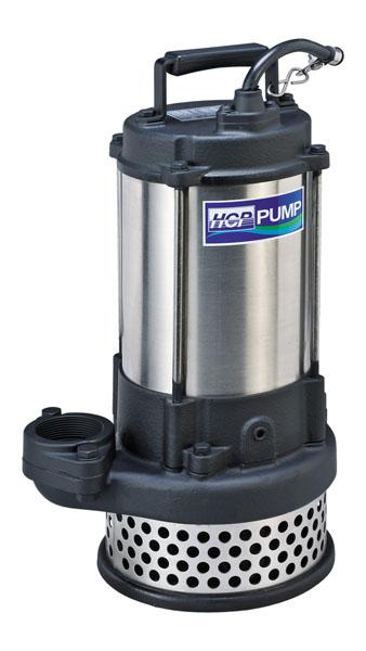 kalové čerpadlo HCP AL-23NF 400V s plovákem (DOPRAVA ZDARMA, kalová čerpadla AL-23)