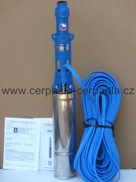 """1""""-EVFU-16-8-GU-080 3F 35m kabel, čerpadlo Sigma (AKCE DOPRAVA ZDARMA, ponorná čerpadla EVFU)"""