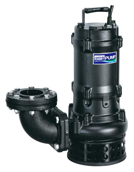 kalové čerpadlo HCP 80AL23,7A WD (kalová čerpadla 80AL23,7A WD, HCP)