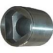 půlspojka LKN 40/16, pro hřídel 16mm, čerpadla SIGMA HRANICE (půlspojka LKN 40/16)