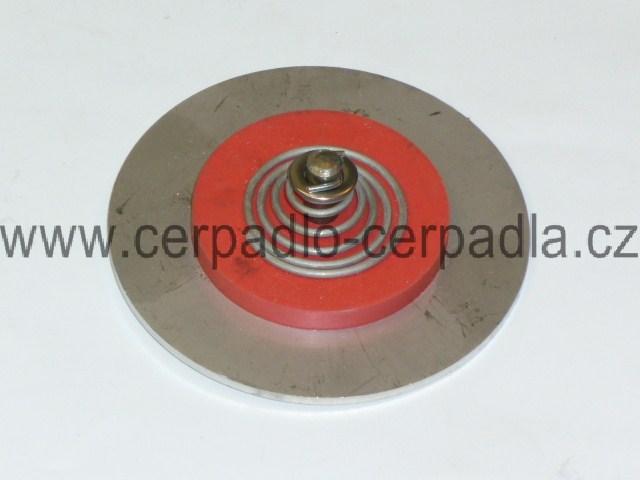 """zpětná klapka Darling D-100 5/4"""" nerez velká s pérkem 32 SVA čerpadla SIGMA (nerez zpětná klapka Darling D-100)"""