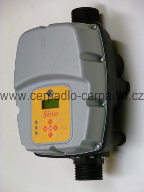 SIRIO 230V x 3x230V, frekvenční měnič (400V) (frekvenční měnič SIRIO 400V, 230V x 3x230V, DOPRAVA ZDARMA)
