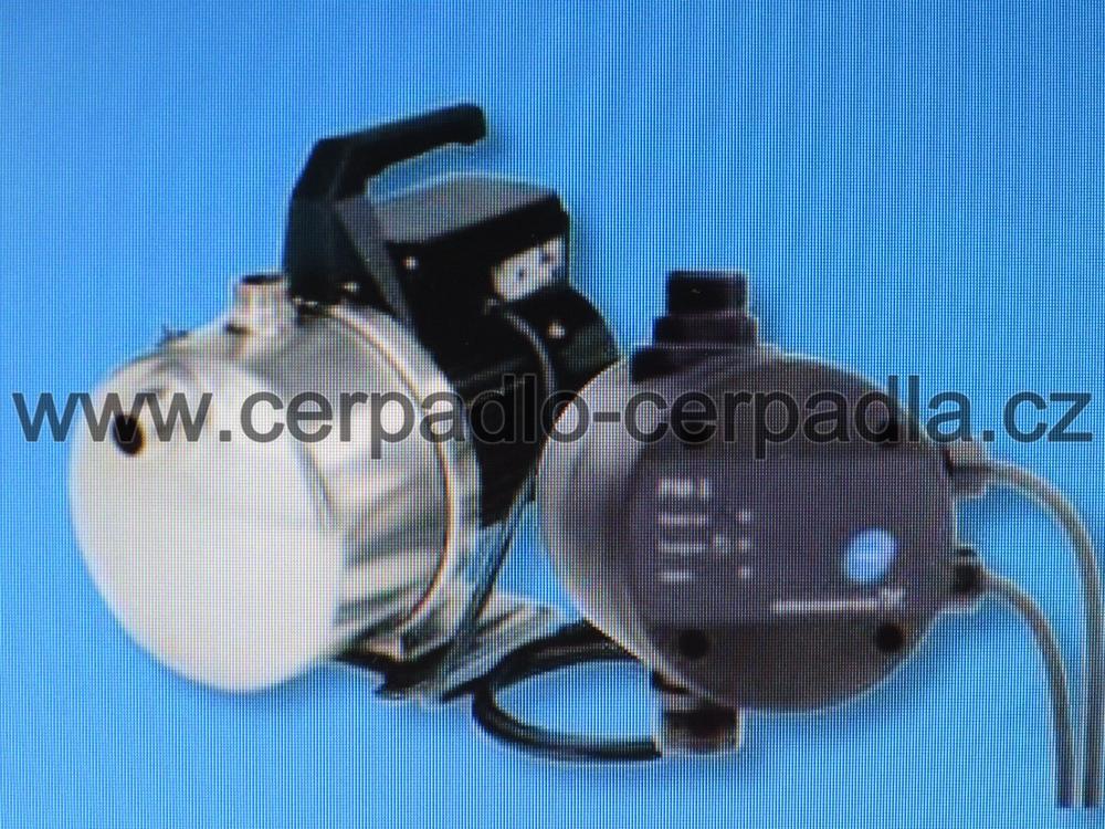 GRUNDFOS JP-6 + řídící jednotka PM2, set čerpadla, 98163271 (set čerpadla GRUNDFOS JP-6 pro domácí vodárny)