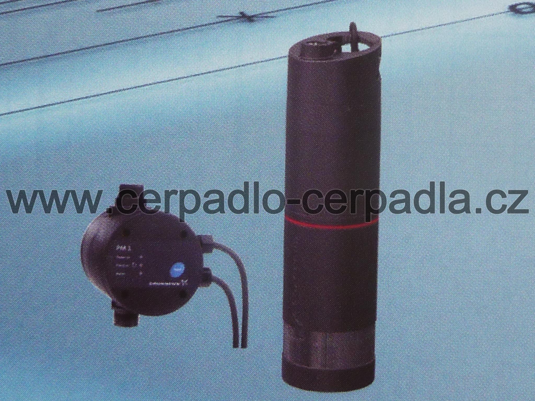 set GRUNDFOS SB 3-45M + řídící jednotka PM1, 98163259 (set GRUNDFOS SB 3-45M)