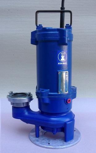 SIGMA 50-GFLU (MH) 400V bez plováku, kalové čerpadlo (kalové čerpadlo, kalová čerpadla, Sigma, 50-GFLU , AKCE DOPRAVA ZDARMA)