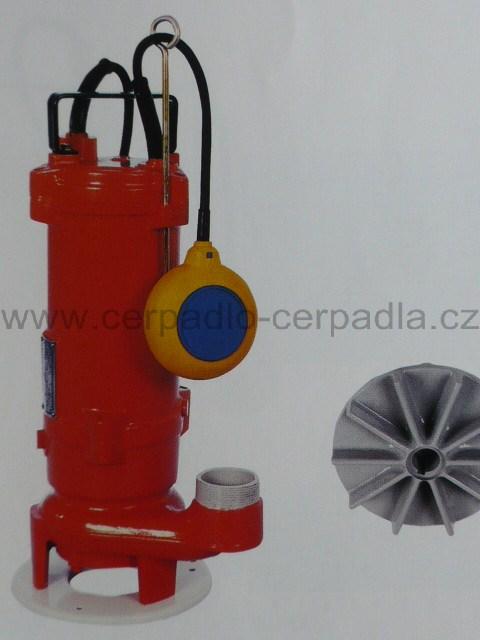 50-GFRU (MH) 230V s plovákem, SIGMA, kalové čerpadlo (50-GFRU-95-12-LC 230V s plovákem, kalové čerpadlo, kalová čerpadla, Sigma)
