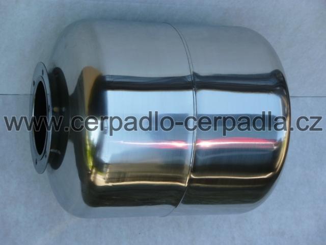 Tlaková nádoba AL-KO HWF 1300 INOX pouze plech obal, nerez (Tlaková nádoba AL-KO HWF 1300 INOX pouze plech obal 406146)