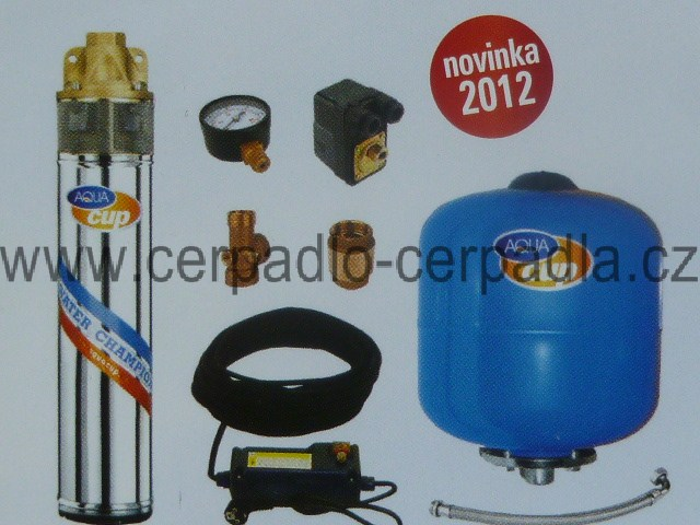 SUB CONTROL 24-40/60 M, 20m kabel (čerpadlo SIGI, SUB CONTROL 24)