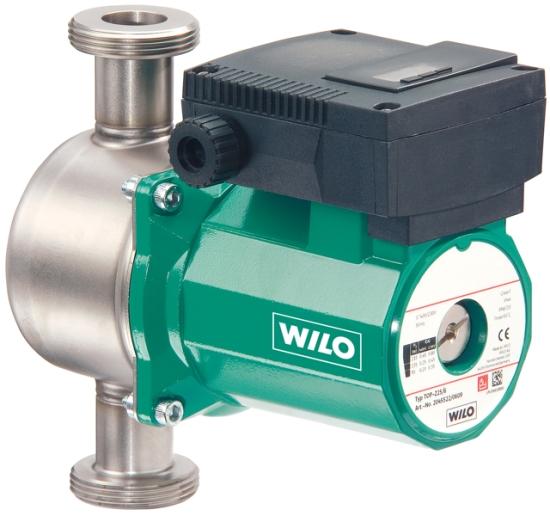WILO TOP-Z 20/4 inox 400V, cirkulační čerpadlo, 2045520 (cirkulační čerpadla, WILO TOP-Z 20/4)