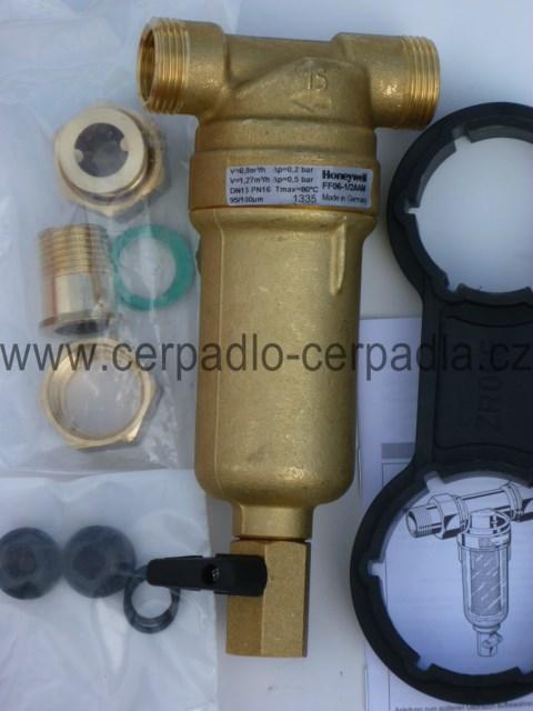 "FILTR HONEYWELL FF06-3/4AAM 3/4"" Vodní filtr miniplus (FILTR HONEYWELL FF06-3/4AAM)"