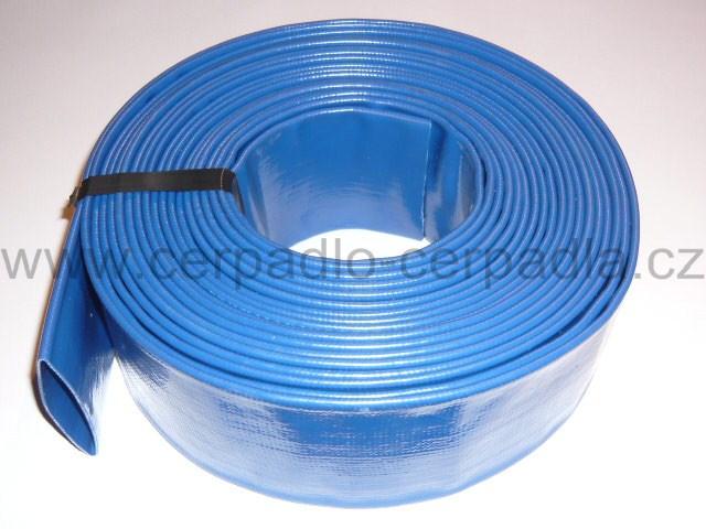 "TRIX 2 "" Hadice 10 metrů , 4 bary, modrá, pro kalové čerpadlo (TRIX 2 "" Hadice)"