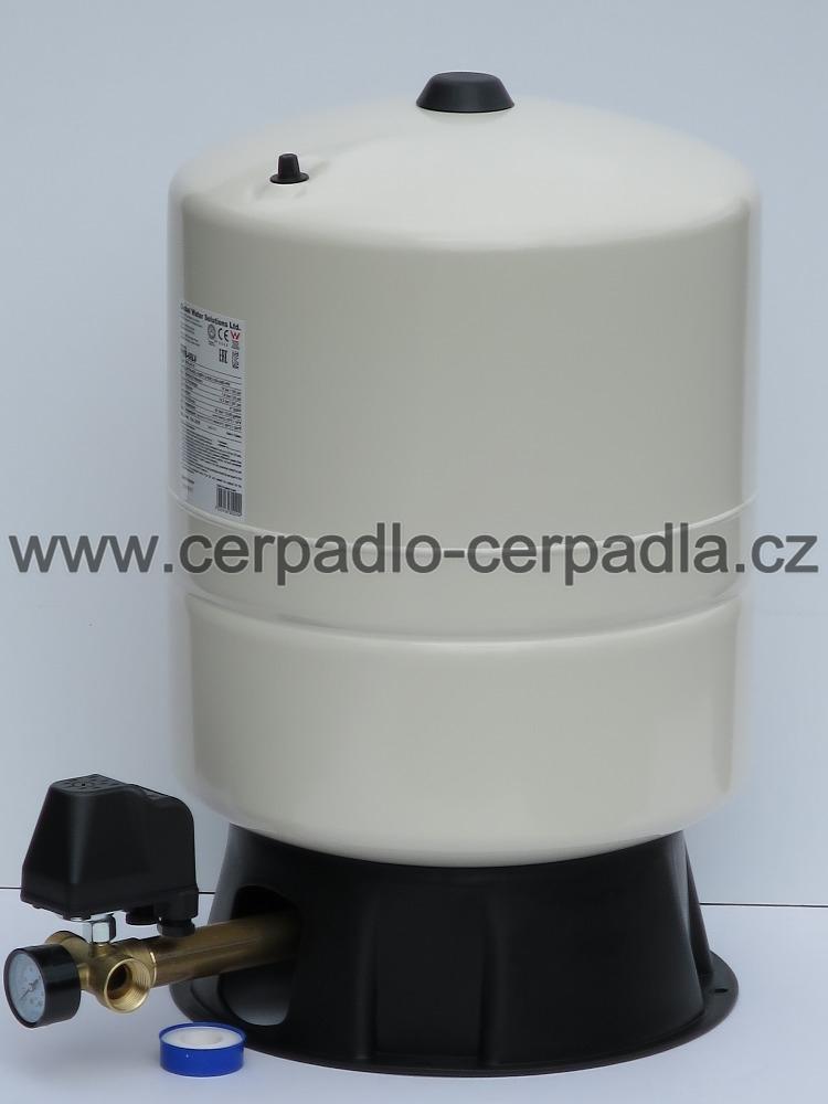 Vodárna - příslušenství GWS 60l stojatá, ZB00001379 (tlaková nádoba GWS 60 set)