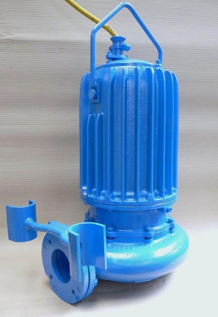 100-GFHU-250-60-LU (MH), kalové čerpadlo, kalová čerpadla, Sigma (100-GFHU-250-60-LU MH, 400V, AKCE čerpadlo)