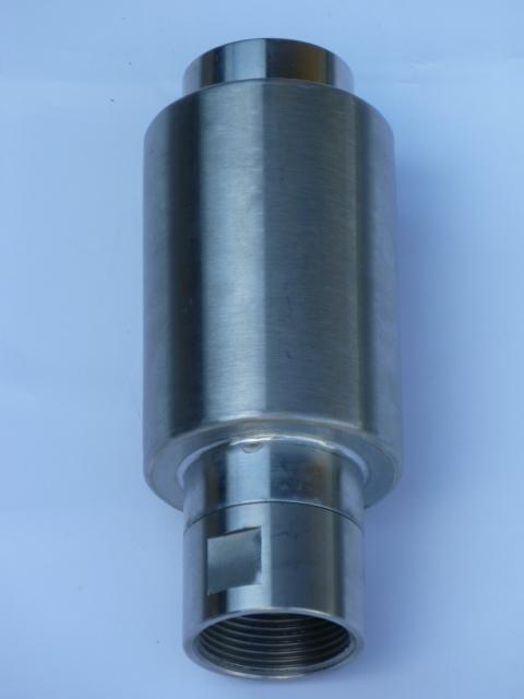 Celonerezová kanalizační klapka s koulí KKP 5/4 , pro NORIA LUCA (zpětná klapka, klapka s koulí KKP 5/4 pro NORIA LUCA)
