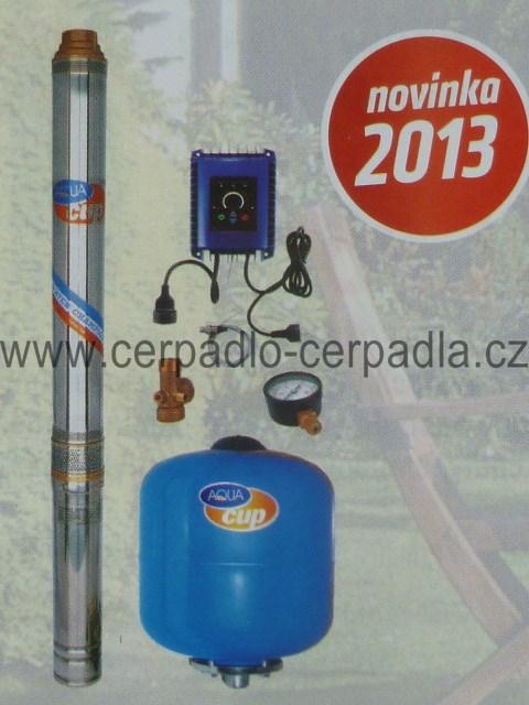 ENERGY SUB CONTROL 45/78 (ponorná čerpadla ENERGY SUB CONTROL, frekvenční měnič)