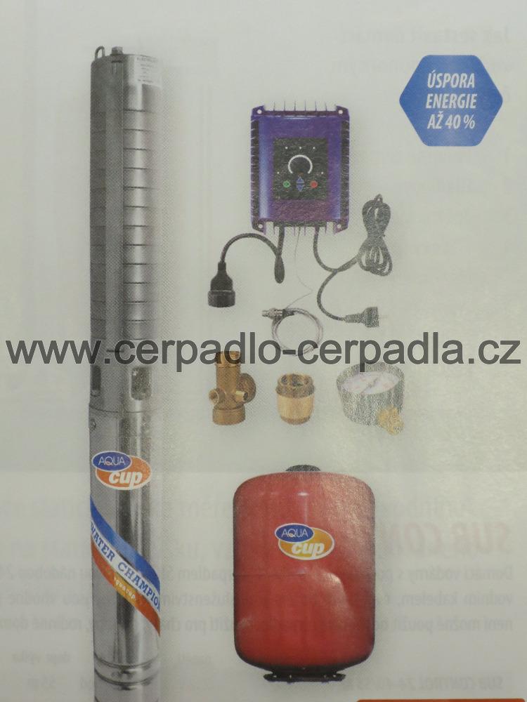 ENERGY SUB CONTROL 70/62 INOX (frekvenční měnič, DOPRAVA ZDARMA, ENERGY SUB CONTROL 70/62)